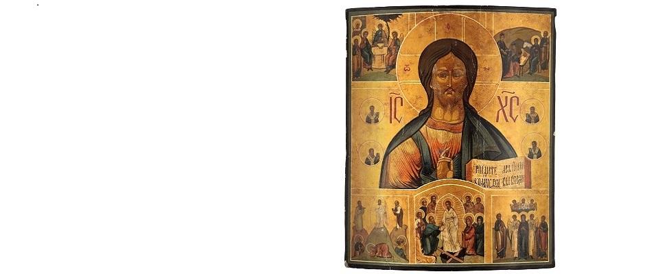 Met iconen op weg naar Pasen