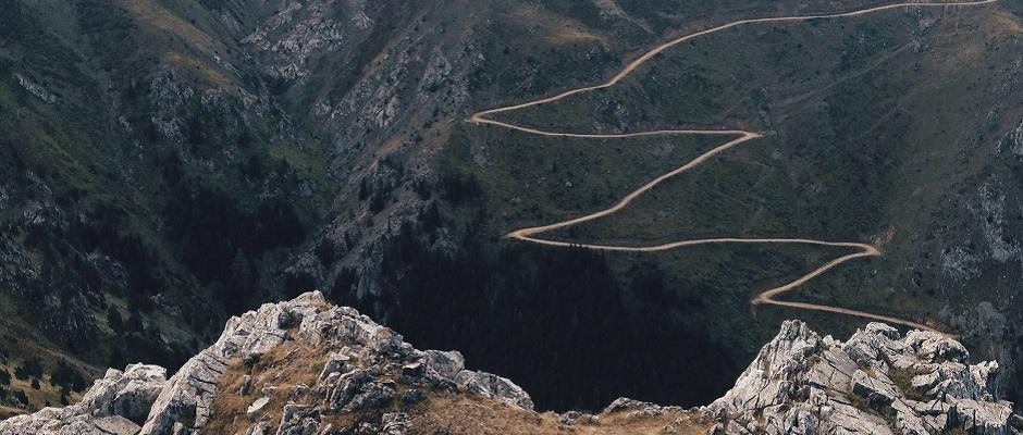 De berg