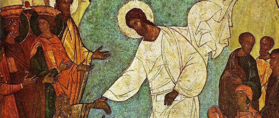 PAASNUMMER: Met iconen op weg naar Pasen