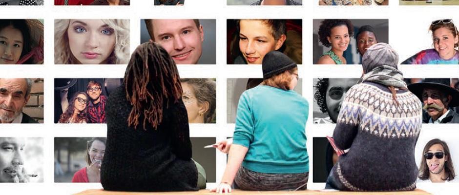 Open Deur november: Vreemdelingen
