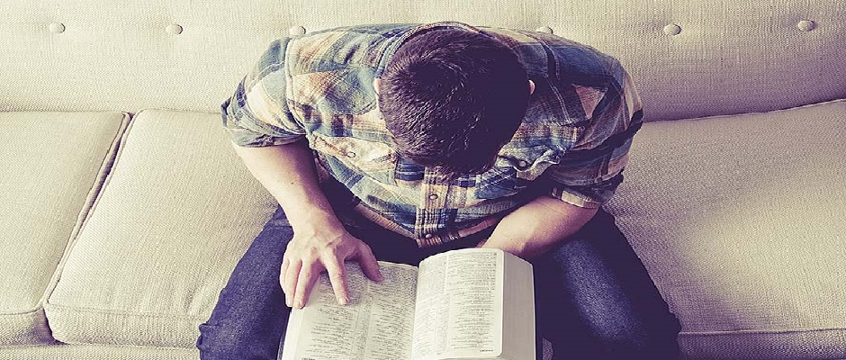 Verlegen met de Bijbel?!